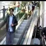 Bliski Wschód - ruchome schody robią furorę!