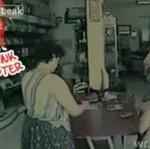 Stare złodziejki kradną LAPTOPA!
