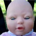 POTWORNA lalka dla dziewczynki!