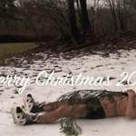 Norweg i jego życzenia świąteczne