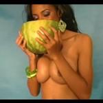 Melony, melony, melony! (18+)