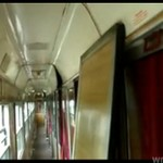 Polskie pociągi - brudne i zdemolowane