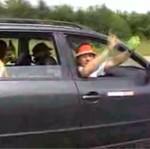 Idioci na autostradzie