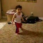 Najmłodszy breakdancer