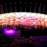 Iluminacja Stadionu Narodowego