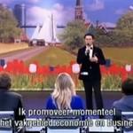 """Musiał odeprzeć taki rasizmu w holenderskim """"Mam Talent"""""""