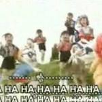Japońska piosenka o śmiechu - UWAGA!