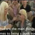 """""""Co to znaczy być punk-rockerem?"""""""