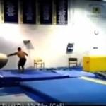 Niesamowita gimnastyka - umiesz tak?