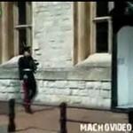 Żołnierz kontra nieprzyjazne podłoże - HA HA HA!