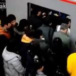 Tłok w metrze - Azja