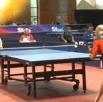 Ping pong w wykonaniu profesjonalistów