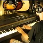 10 piosenek Metalliki na pianinie