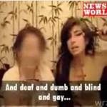 Rasistowskie wideo Amy Winehouse!