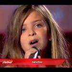 Dziewczynka o anielskim głosie!