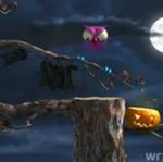 Sówka w Halloween