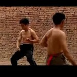 Trening kung fu w Chinach
