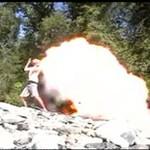Dlaczego nie wolno wrzucać sprayu do ogniska?