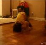 Breakdance - im wcześniej, tym lepiej