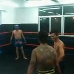 Potworny nokaut w tajskim boksie