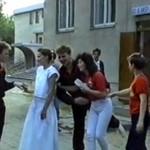 Old school - breakdance z Włocławka, 1987 rok