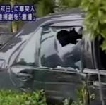 Azja - tu policjanci uciekają przed przestępcą!