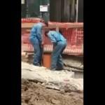 Inspekcja kanalizacji w Rumunii