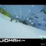 W Dubaju na nartach