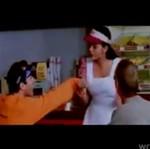 Najbardziej niedorzeczna scena walki w barze - KLASYK!