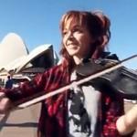 Na skrzypcach dookoła świata - Lindsey Stirling
