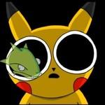 Pikachu na kwasie - animacja