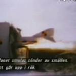 Crash test samolotu