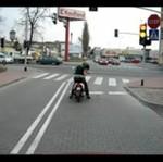 Nie wkurzajcie motocyklisty!
