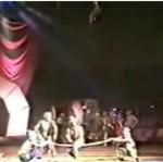 Wypadki akrobatów