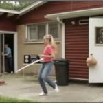 Taniecz samurajskim mieczem - WOW!
