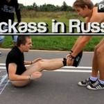 """""""Jackass"""" z Rosji - czy oni są nienormalni!?"""