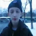 Młodociany raper z Rosji