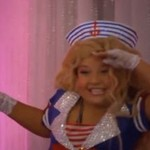 Johny Knoxville rozwala konkurs Małych Miss