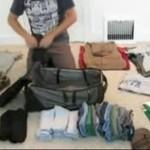 Mistrz pakowania walizek