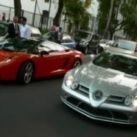 Egzotyczne auta w Warszawie