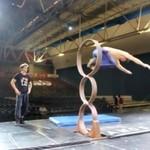 Chiński akrobata - niezwykły pokaz!