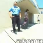 Przechytrzył policjanta!
