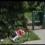 Polska na Google Street View