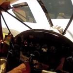 Katastrofa samolotu okiem pasażerów - UWAGA, DRASTYCZNE!