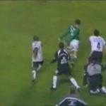 Piłkarska przemoc