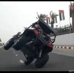 Arabski drifting - 100% ryzyka!