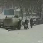 Zima w Rosji