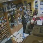 Kradzież laptopa w Pszczynie - MOCNE!