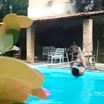 Najlepsze wpadki basenowe - MIX