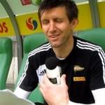 Grzegorz Rasiak czyta dowcipy o sobie